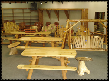 Visit The Sled Shed Today To View The Moon Valley Outdoor Furniture That We  Have Available!